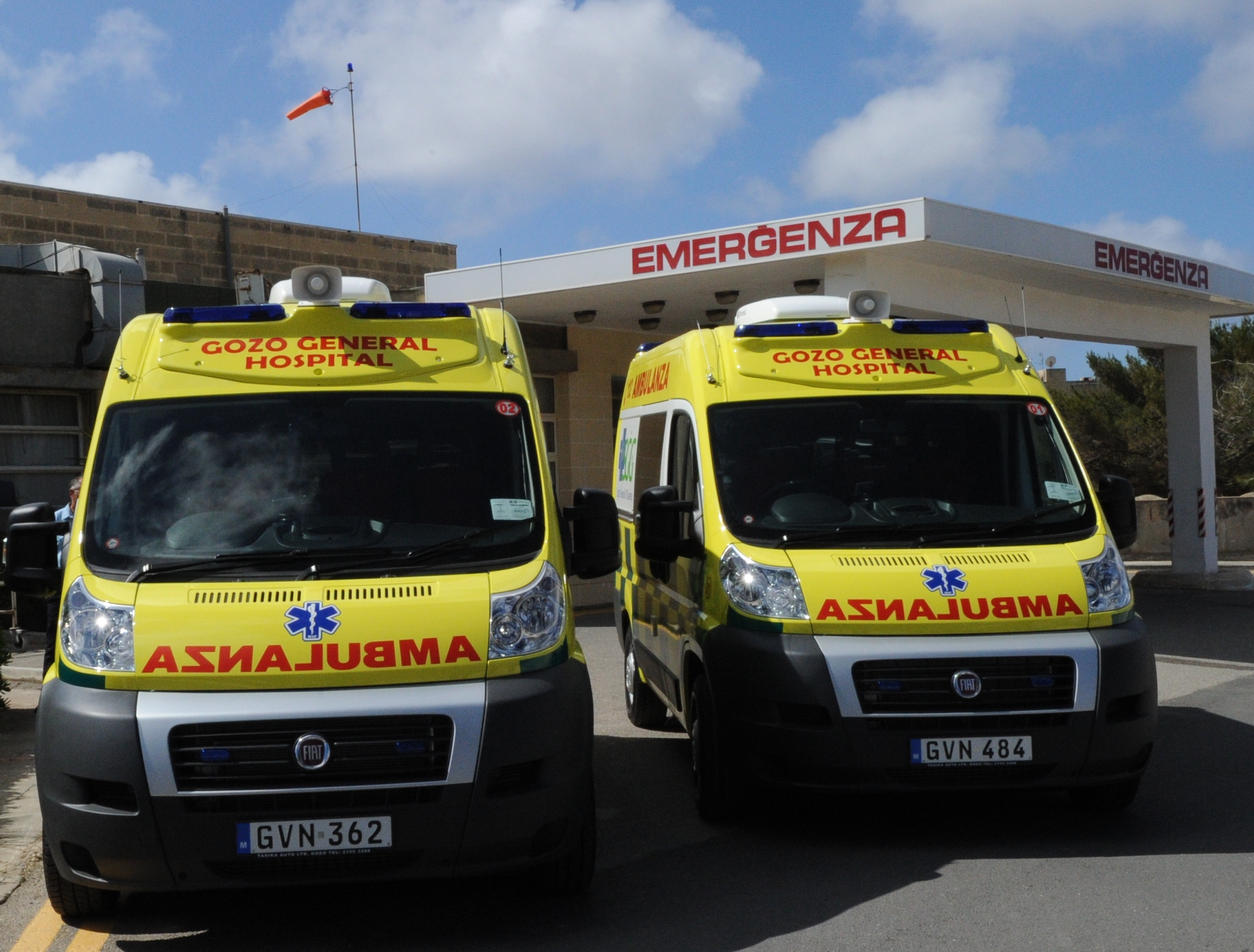 Ambulances_Gozo