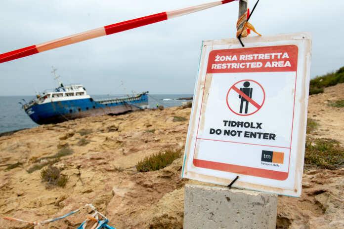 Do not enter Shipwreck
