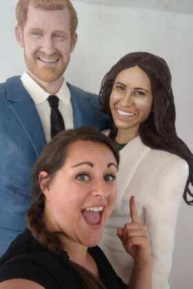 Lara-Mason-makes-life-size-cakes-of-Meghan-Markle
