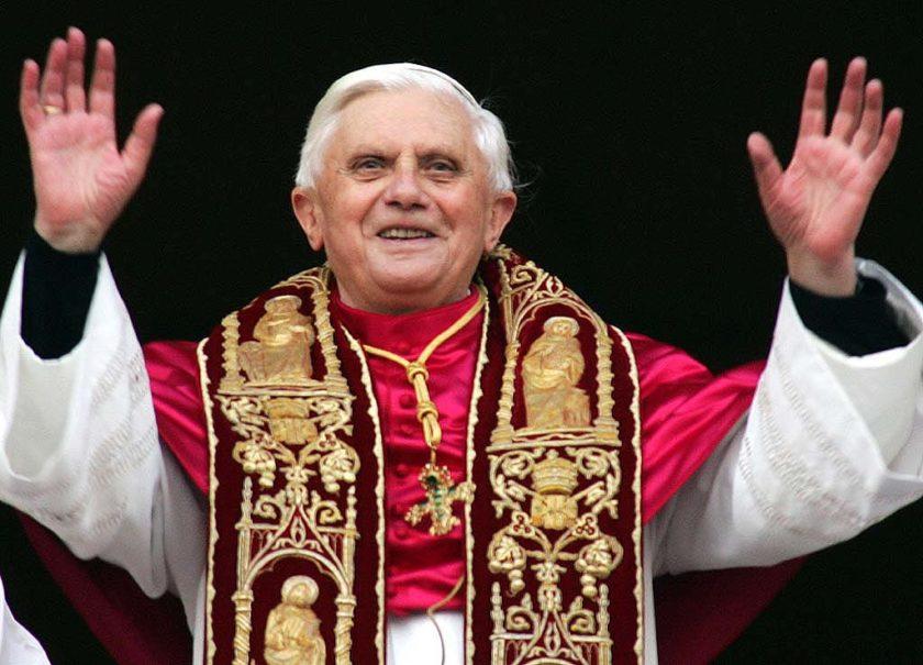 Pope Emeritus Benedict XVI celebrates 94th birthday