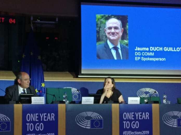 EU Spokesperson