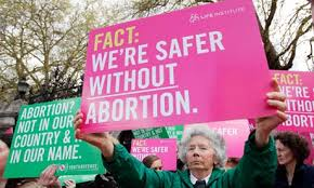 abortion poster
