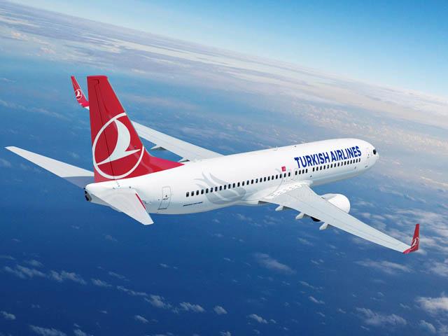 Turkish airlines titjiriet