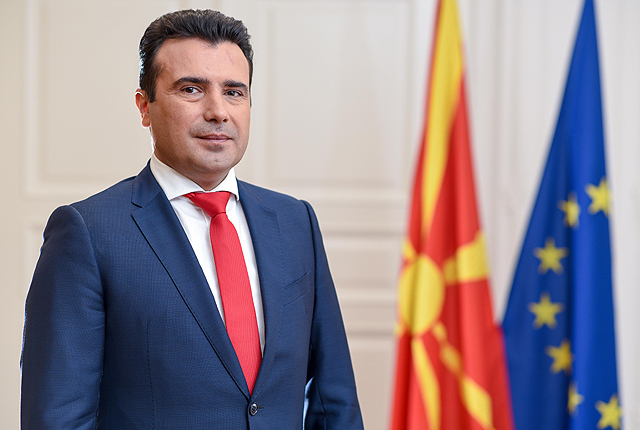 PM Macedonja
