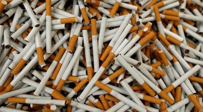 sigarett kuntrabandu