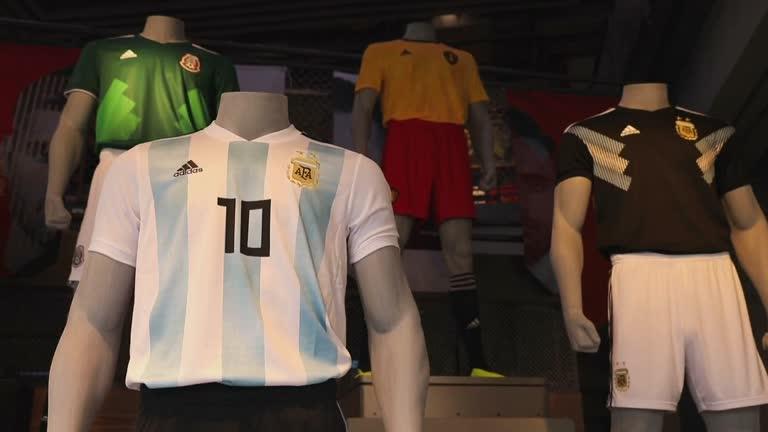 World Cup boosts sports gear