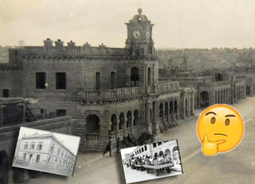Old building Malta