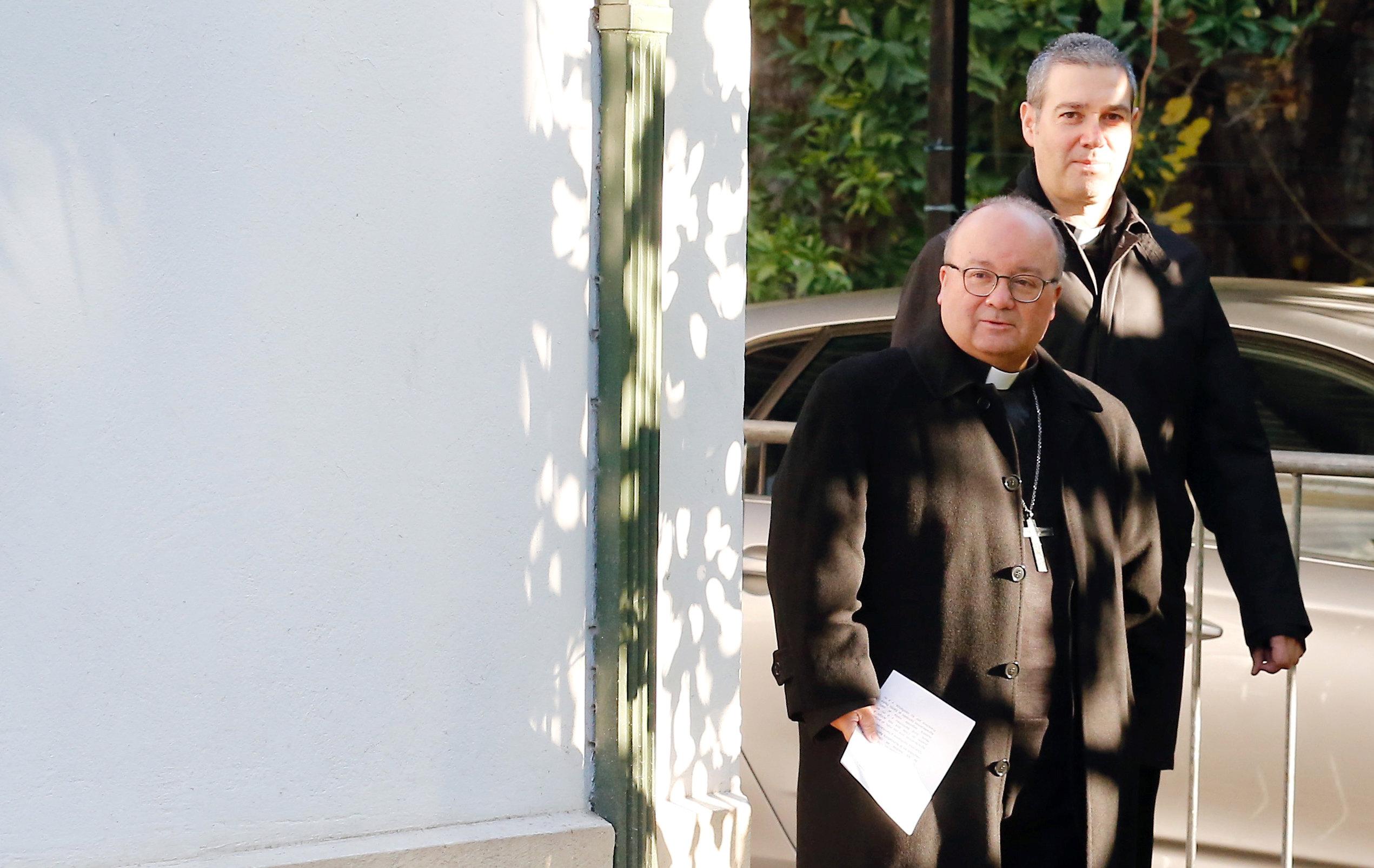 Charles Scicluna and Jordi Bertomeu