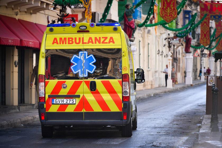 Ambulanza Malta