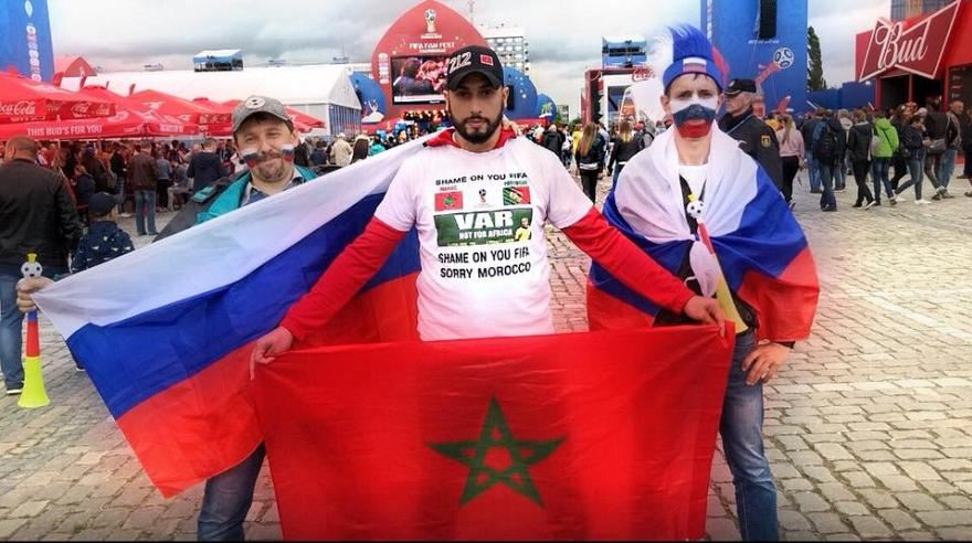 Protesters Fifa