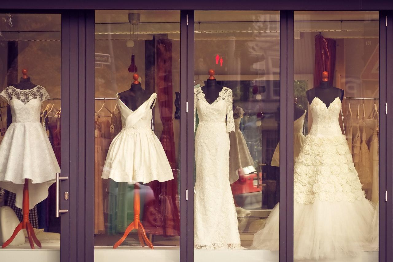 wedding dress shop