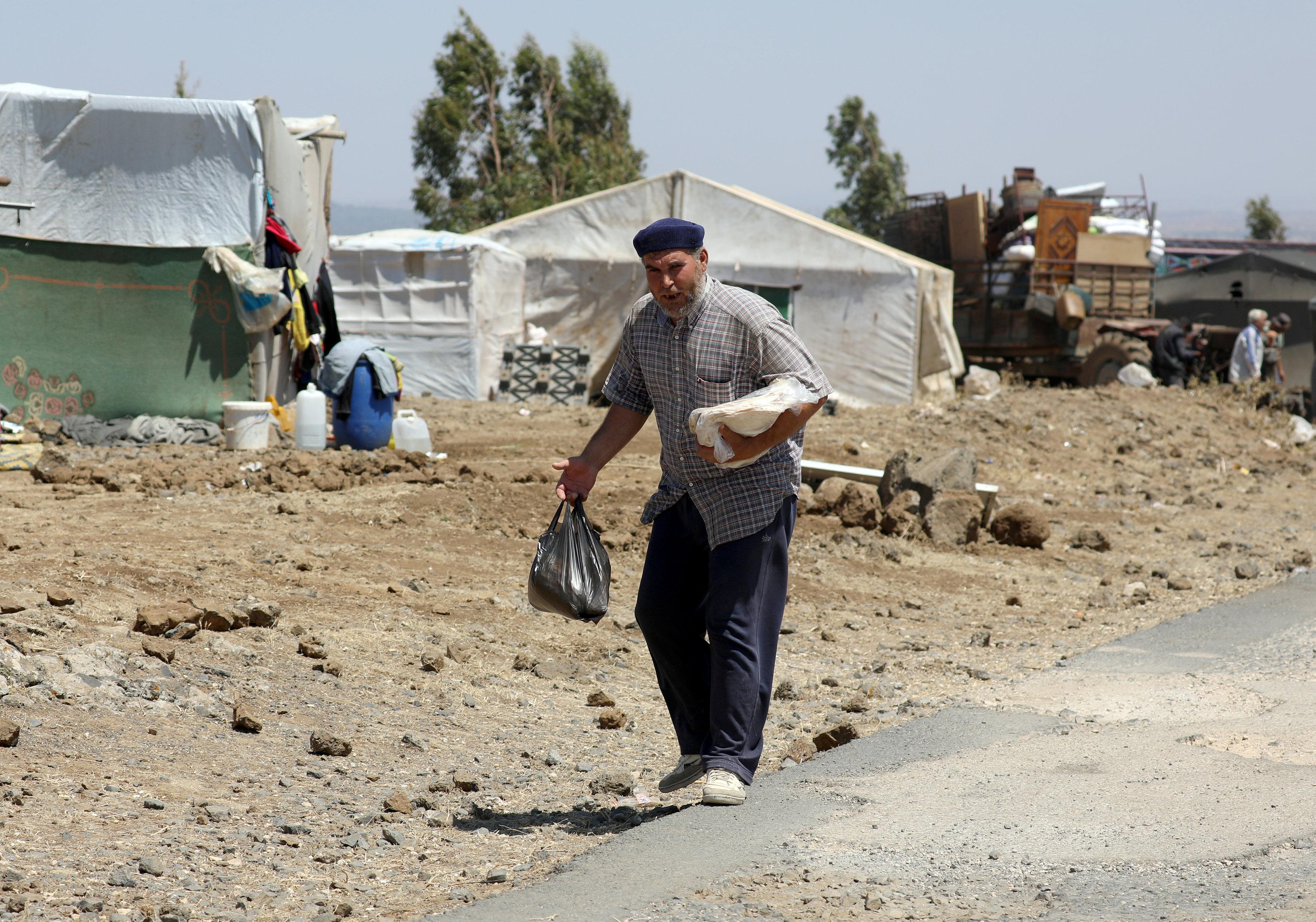 Syria - refugee