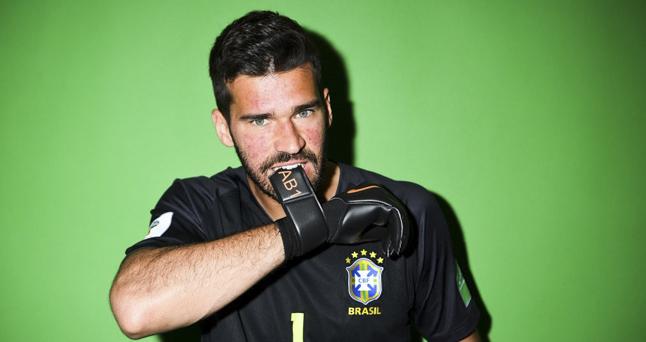 Alisson - Brazil