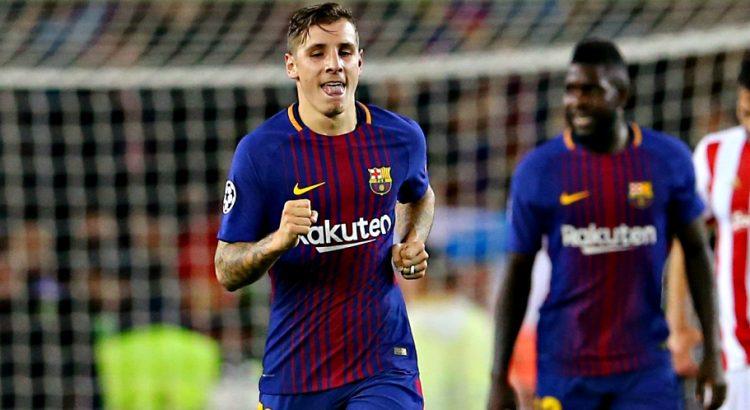 Lucas DIgne - FC Barcelona