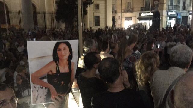 Iġġieldet nies ta' saħħa ppjanaw qtil Daphne Caruana Galizia Viġil