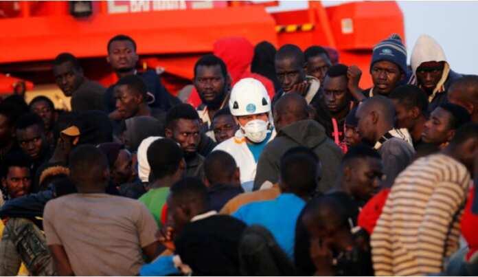 Malta Italja jħaqquha immigranti