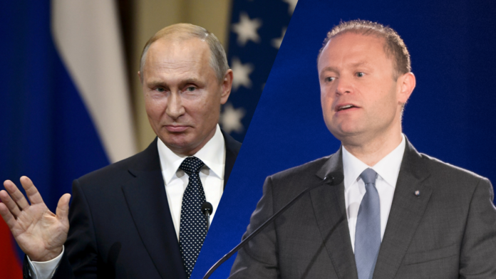 Inkjesta Egrant Russja Putin Joseph Muscat