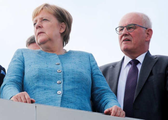 Angela Merkel Parlament