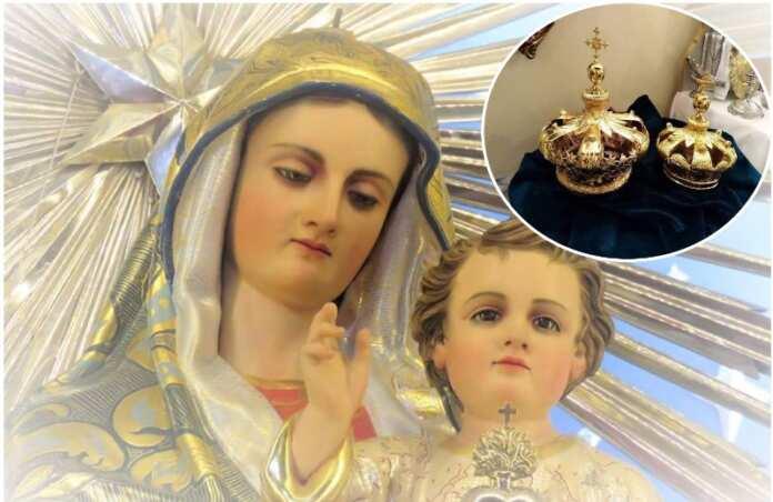 Il-Kurunazzjoni-tal-Madonna-tas-Sacro-Cuor