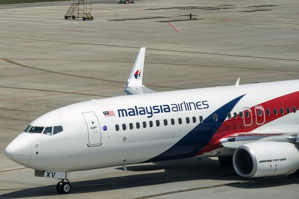 ajruplan Malaysia Airlines
