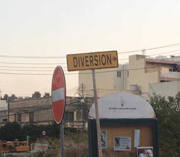 Kaos traffiku Kunsill Ħ'Attard
