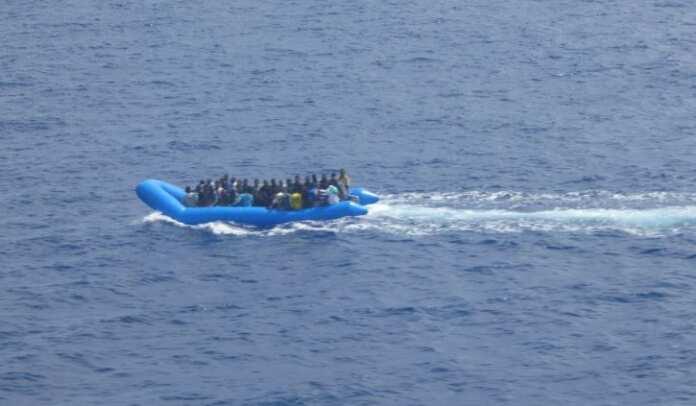 UE mewt 80 persuna Sea-Watch