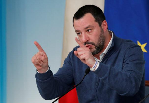 Salvini's League considers joining EPP - Newsbook