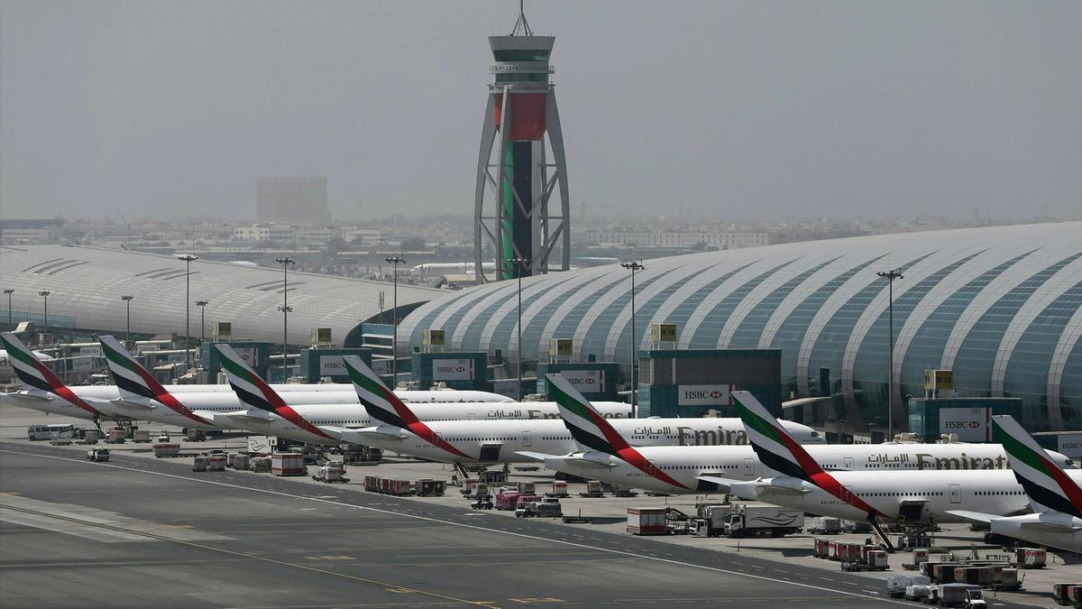 Dubai airports says two flights diverted due to suspected drone activity - Newsbook