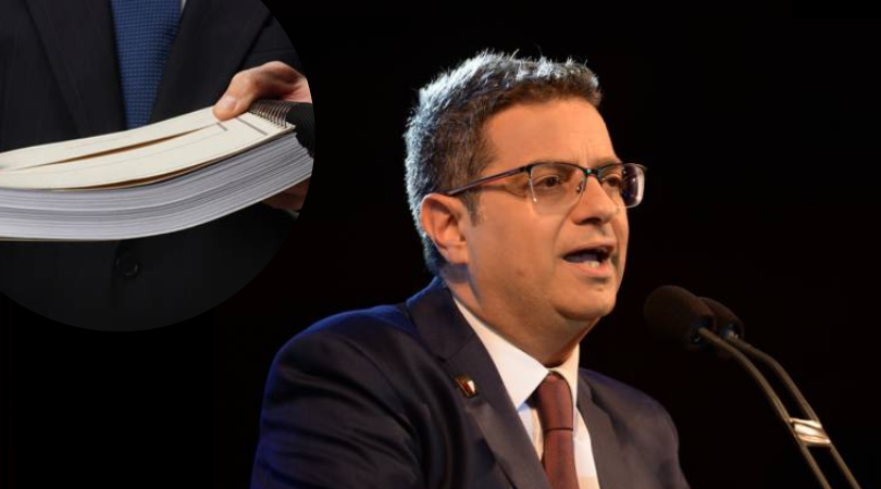 Beleaguered PN Leader coy on defeat report