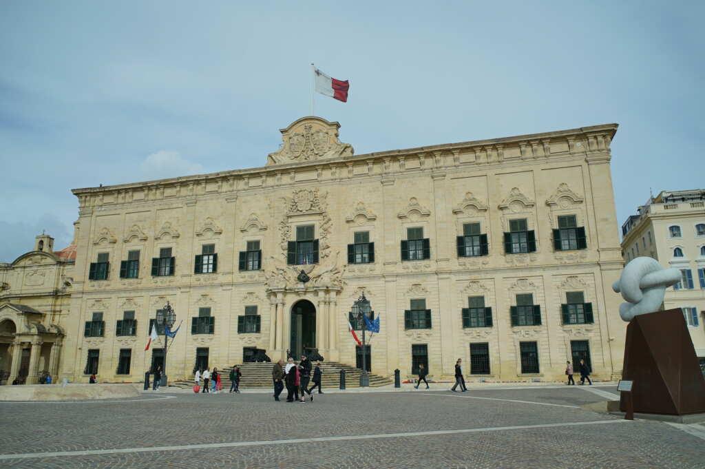 Mexit? Protesters in Valletta demand that Malta leaves EU - Newsbook