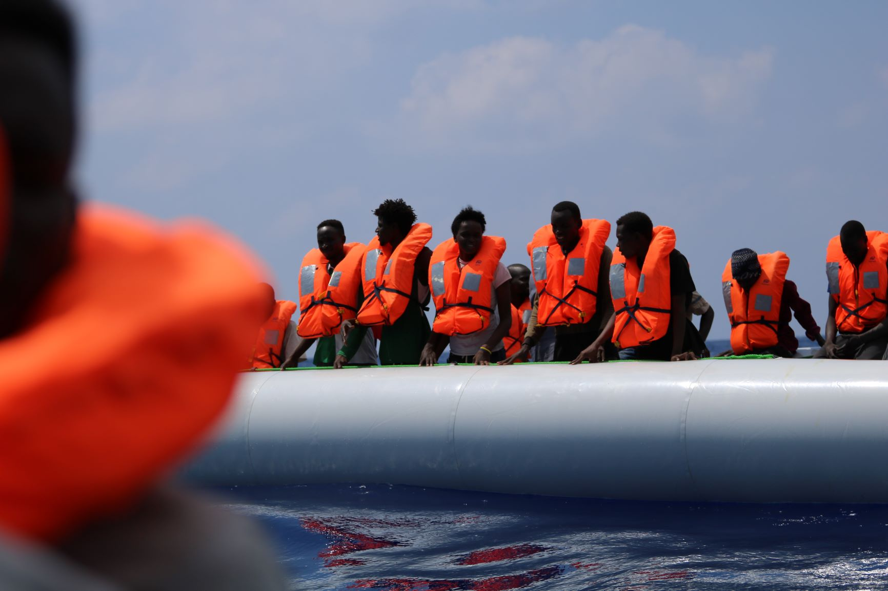 45 migrants stranded in Maltese waters; aid requested - Alarm Phone - Newsbook