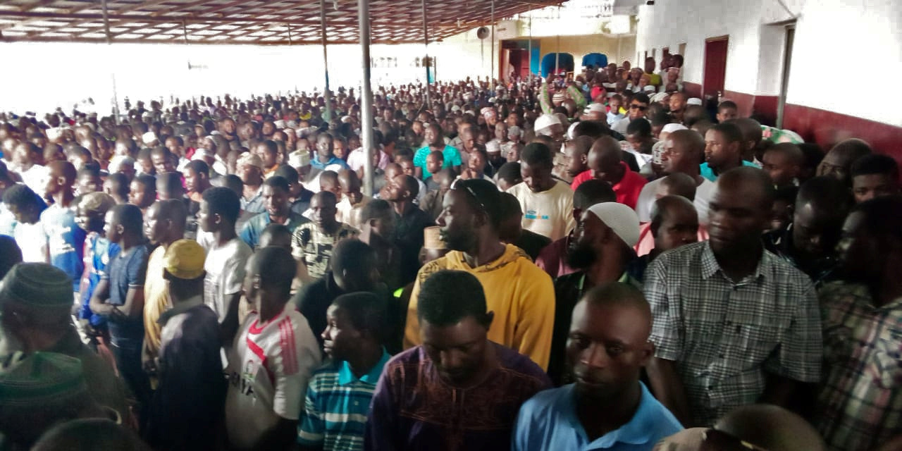 Fire in Liberia school kills at least 27 children - Newsbook