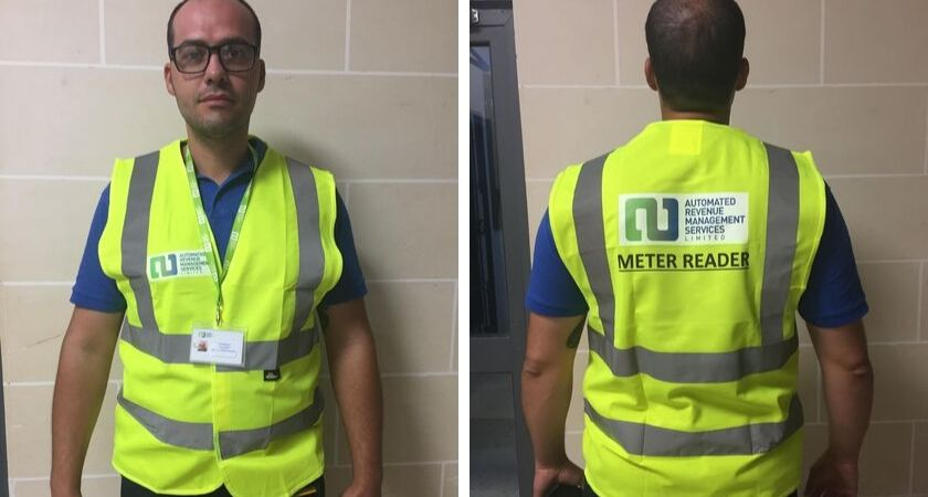 Meter readers have uniforms – ARMS - Newsbook