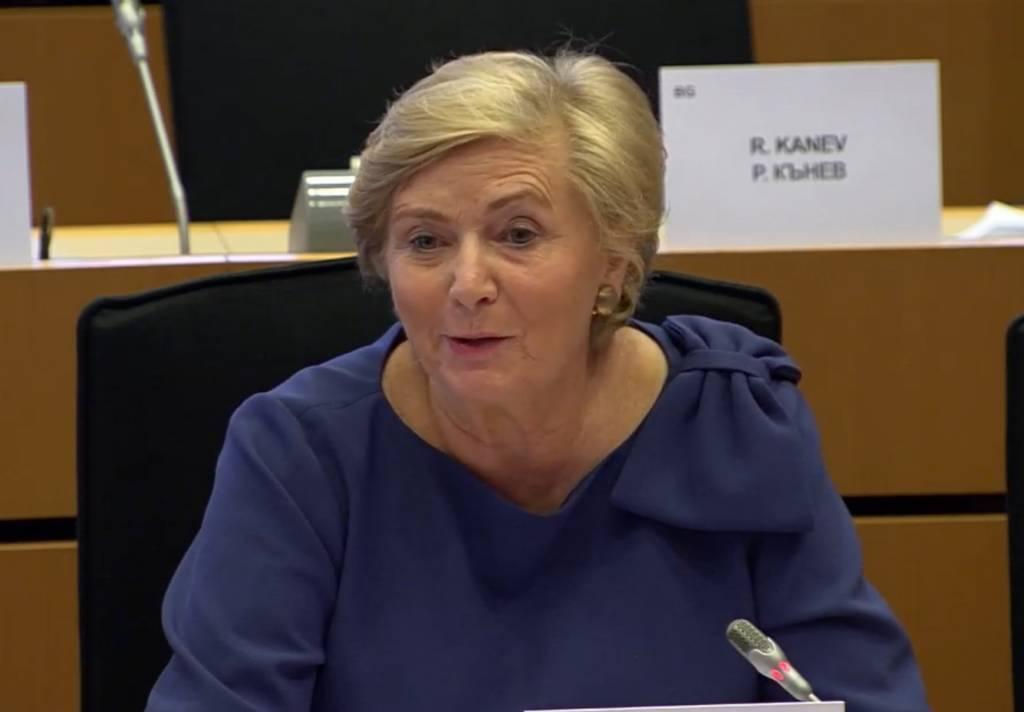 MEP Frances Fitzgerald