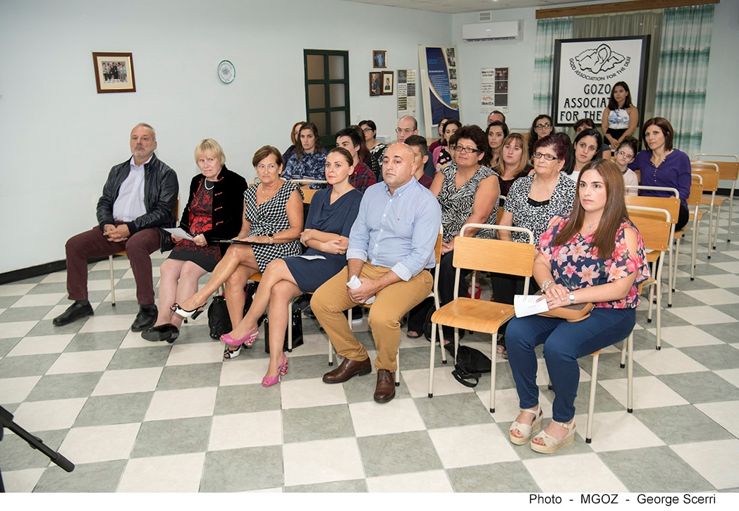 22 Deaf Gozo students complete course in Maltese sign language - Newsbook
