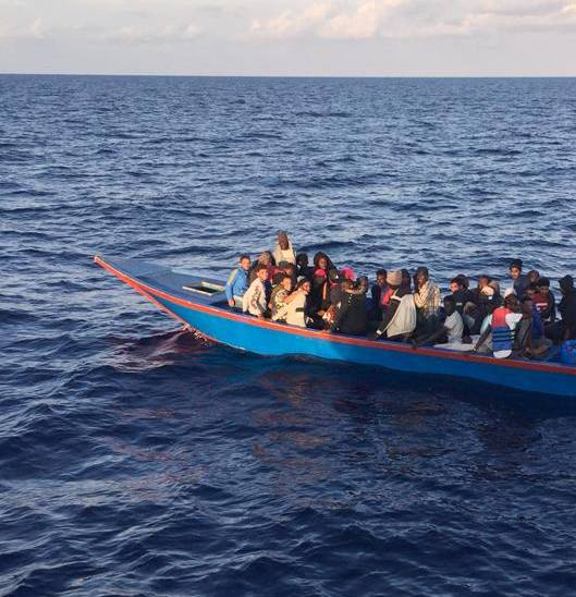 78 asylum seekers stranded in Maltese search and rescue - Alarm Phone - Newsbook