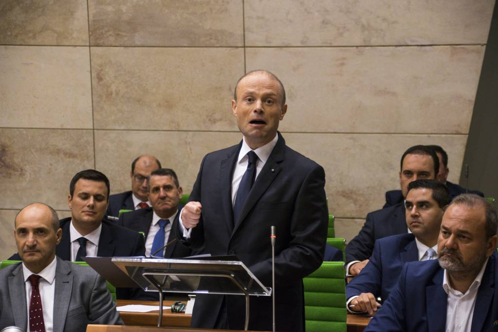 EU approved Malta's budget 'without hesitation' - Muscat - Newsbook