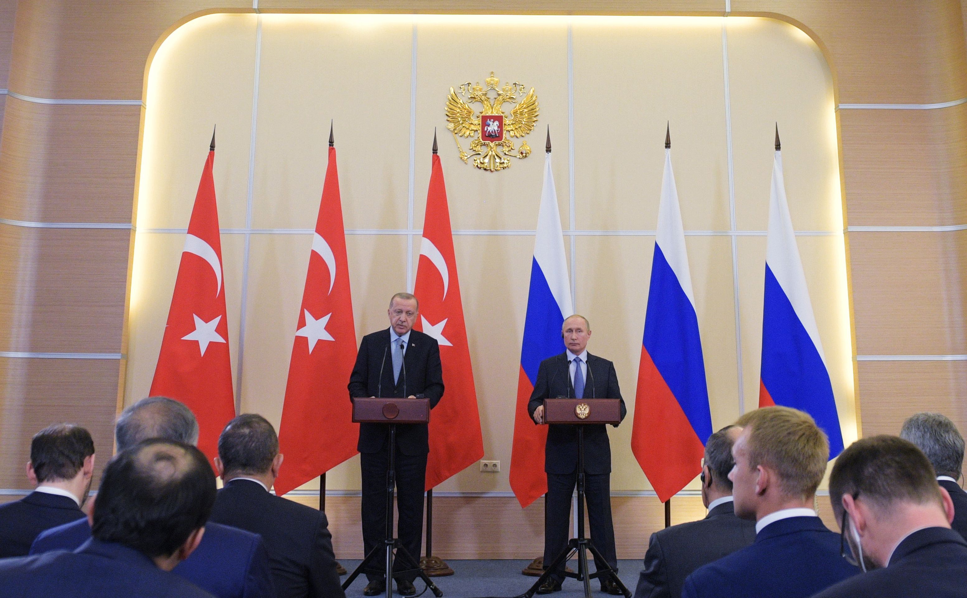 Russia, Turkey reach deal to remove Kurdish YPG from Syria border - Newsbook