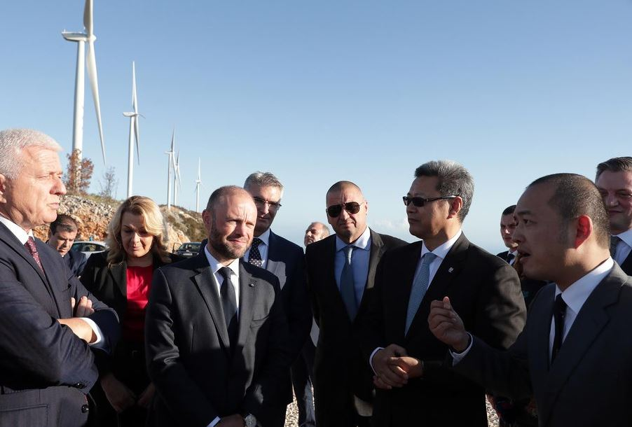 Enemalta absolves Schembri of wind park project - Newsbook