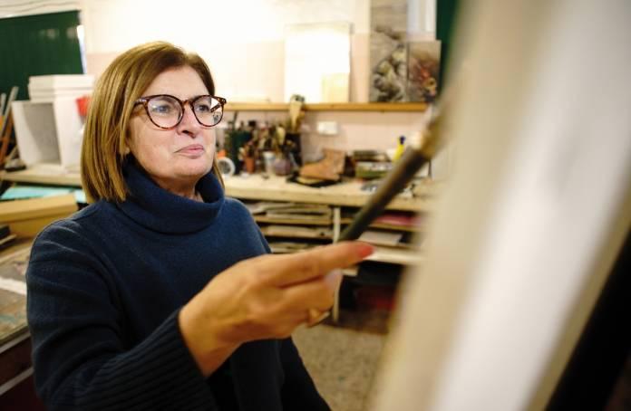 Celia-Borg-Cardona-in-her-studio