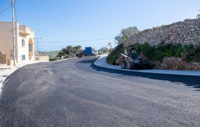 Gozitan roads
