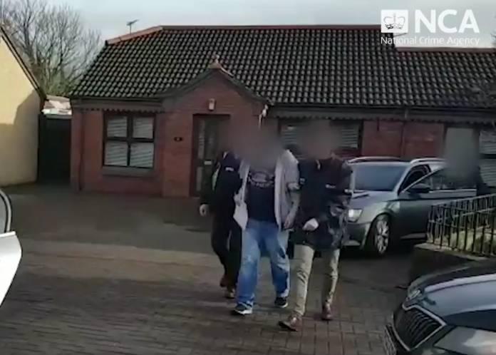 Belfast arrest bov cyber-heist