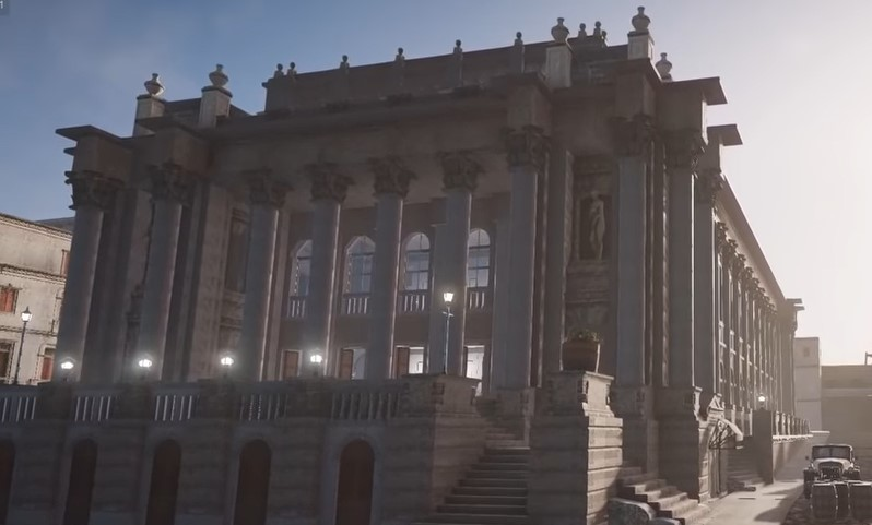Watch: Royal Opera House comes to life again in simulation - Newsbook