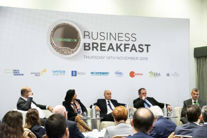 Newsbook Business Breakfast 2019