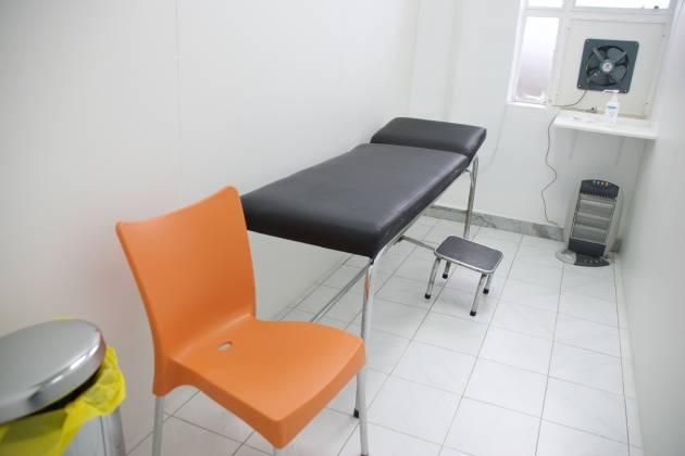 Testing Centre coronavirus