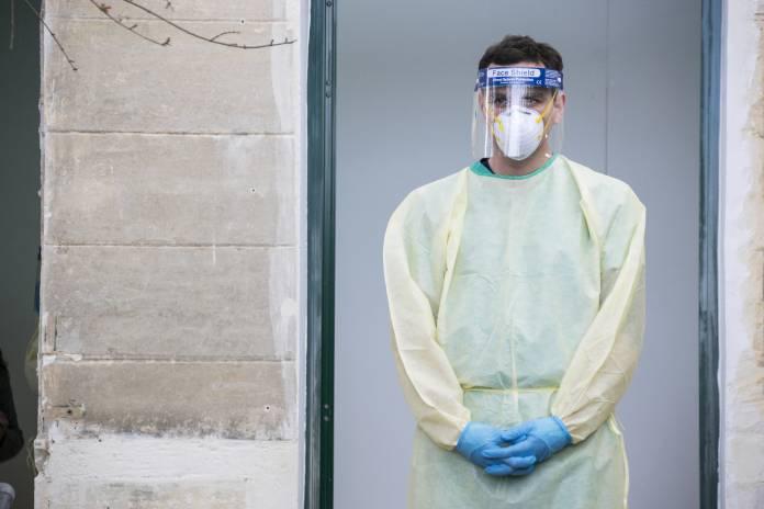 coronavirus swab test centre hal farrug