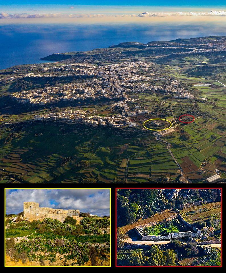 Xagħra Gozo Plague