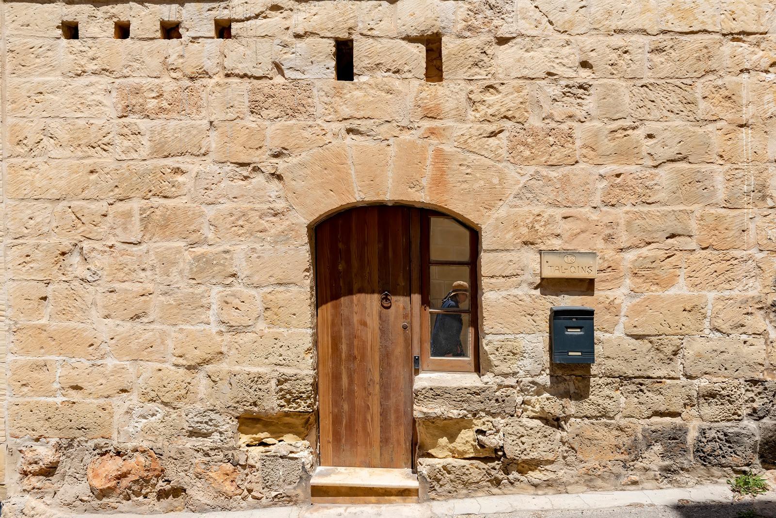 Gozo Traditional Door