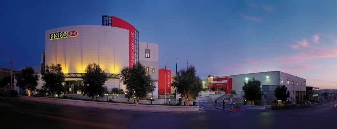 HSBC-facade