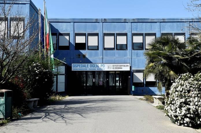 Italy coronavirus hospital